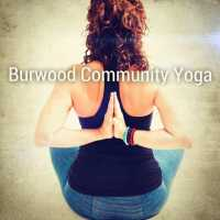 Burwood Community Yoga - Kelli Howard logo