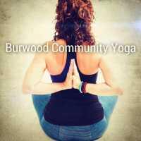 Burwood Community Yoga - Kelli Howard logo