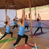 1 Month Intensive | 500hr Yoga Teacher Training | Goa, India-11th Apr - 10th May