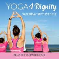 Yoga4Dignity Yoga Class