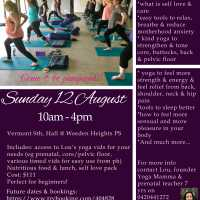 Nurturing yoga course for BUSY Mamma's and Mamma's to be