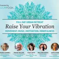 'Raise Your Vibration' Urban Retreat