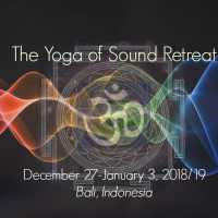 8 Day Yoga of Sound Retreat, Bali
