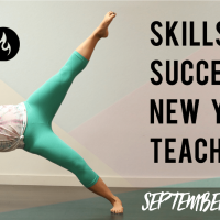 Skills for Success For New Yoga Teachers