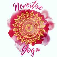 Nevertire Yoga logo