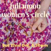 Full Moon Women's Circle