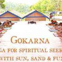 100,200,300 & 500 Hours Yoga Training in Gokarna