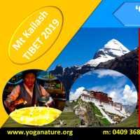 Mt Kailash TIBET 2019 'Origins of Yoga Tour'