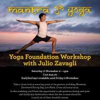 Yoga Foundation Workshop