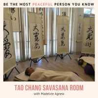 Tao Chang Savasana Room