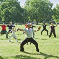 Stillness in Movement: Tai Chi Relaxation Retreat