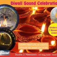 Sound Healing Celebration for Diwali New Moon