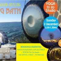 SOUND HEALING for SUMMER GONG BATH