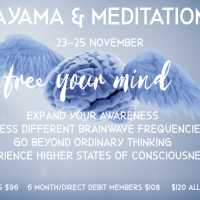 Breath and Meditation Course