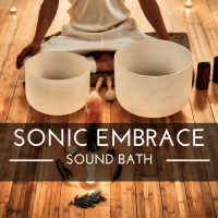 Sonic Embrace: Sound Bath (BOOKED OUT)