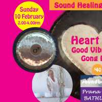 Heart Beat Good Vibrations Sound Healing Experience
