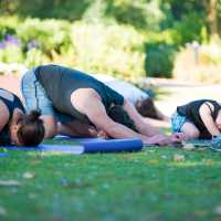 Outdoor Pop up Yoga - 8, 15 & 22 Jan