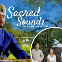 Sacred Sounds: 4hr Immersion Retreat