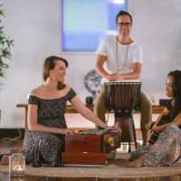 Yin Yoga with Live Kirtan
