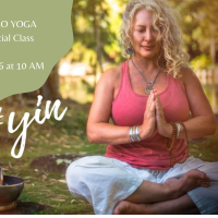 YIN YOGA SOUND HEALING with HELEN