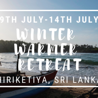 Sri Lanka Winter Warmer Retreat