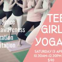 Teen Girls Yoga Workshop