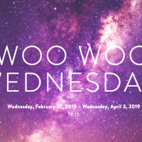 Woo Woo Wednesday WEEK 6: Crystals & Cards