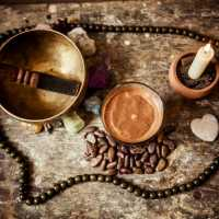Sacred Cacao & Yoga – 2hrs of blissful chocolate relaxation