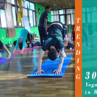 300 Hour Yoga Teacher Training - July 2019