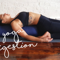Stretch Yoga Yin Yoga for Digestion