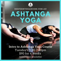 Ashtanga for Beginners.
