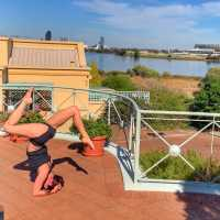Headstands & Backbending workshop