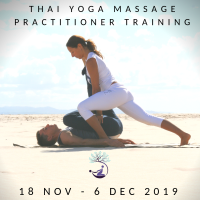 Thai Yoga Massge Practitioner Training Course
