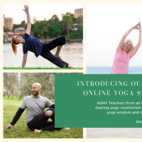 Our Online Yoga and Meditation Studio is Here!