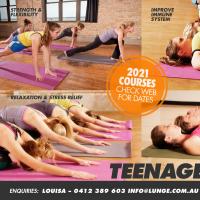 Teenage Yoga - Subiaco, Perth