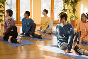 Yoga in Daily Life Urban Retreat