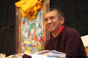 H.E. Dzogchen Rinpoche