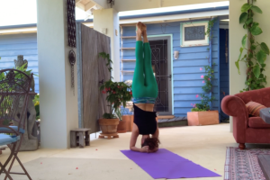Backebending - Yoga Grooves - Fremantle