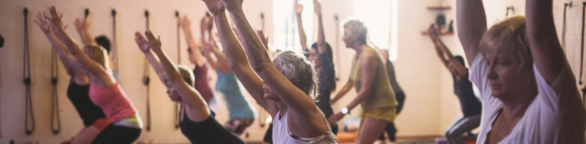 Yoga West (Perth) cover image