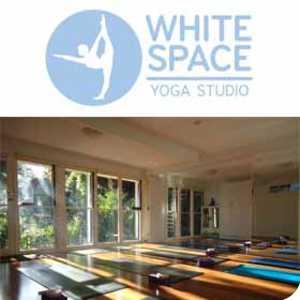 White Space Yoga logo