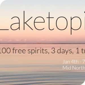Laketopia logo