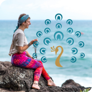 Australian School of Meditation & Yoga logo
