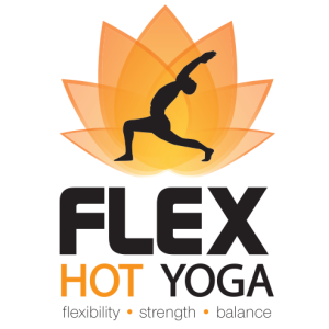 Flex Hot Yoga logo