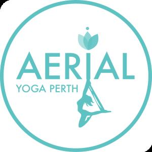 Sharon Krisanovski - Aerial Yoga Perth logo