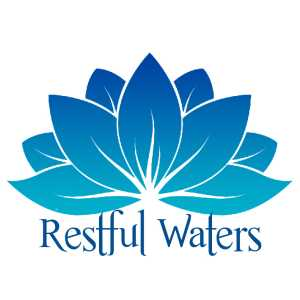 Restful Waters logo