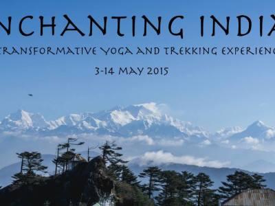 Enchanting India May 3 -14 2015