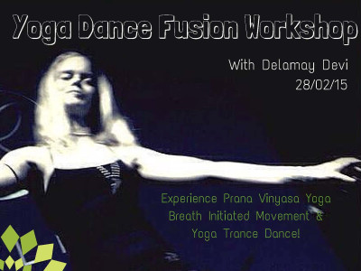 Yoga Dance Fusion Flow