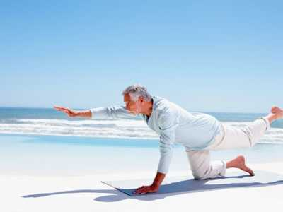 Yoga for Middle Age