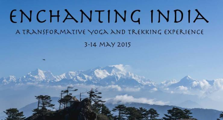 Enchanting India May 3 -14 2015