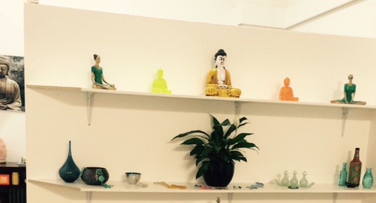 new reception and gift shop at So Yoga